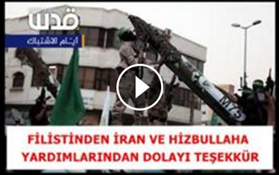 Photo of Video-Filistin'den İran ve Hizbullah'a teşekkür