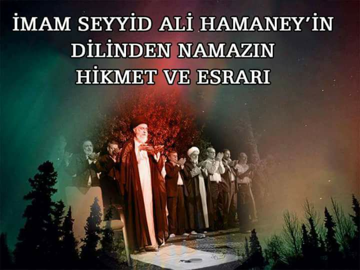 Photo of İmam Hamaney'in Dilinden Namazın Hikmet ve Esrarı