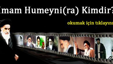 Photo of İmam Humeyni(ra)'nin Hayatı